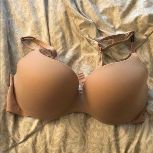 Victoria's Secret nude bra- body by Victoria